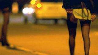 Протест в Русе срещу проститутките и травеститите