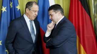 Сирия и Украйна обсъдиха на първата си среща Лавров и Габриел