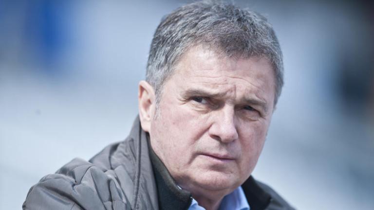 Любиша Тумбаковичможе да стане треньор на ЦСКА, пише