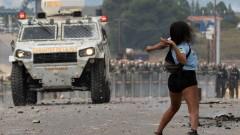 Германия подкрепя санкции срещу Мадуро заради насилието срещу опозицията