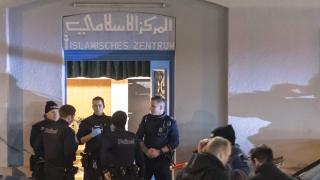 Мъжът, прострелял трима души в джамия в Цюрих, е мъртъв