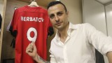 Димитър Бербатов подписва за половин година с Берое