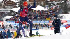 Трета олимпийска титла за Анастасия Кузмина