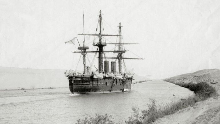 Южнокорейски спасителен екип откри останките на руски военен кораб, за