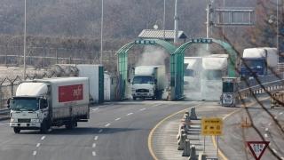 Около 100 са севернокорейските военни в демилитаризираната зона