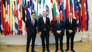 България потвърди стремежа си към членство в ОИСР