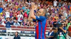 Иниеста: Искам да играя само за Барселона