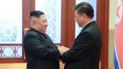 Си Дзинпин се съгласи да посети Пхенян