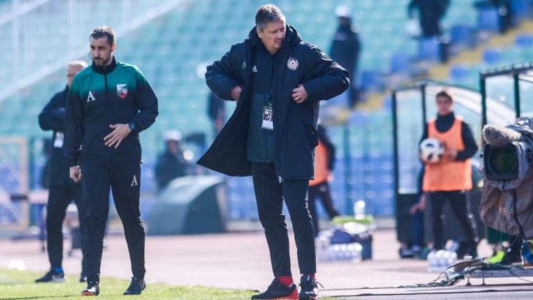 Пенев: Чисто клане срещу ЦСКА