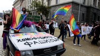 Столичната полиция пази гей парада