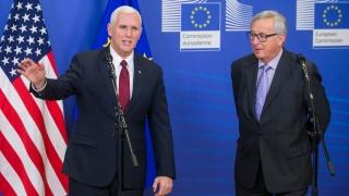 Юнкер предупреди Тръмп, че тласка Балканите към война с позицията си срещу ЕС