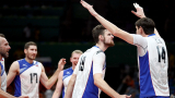 Пет гейма, знаменит обрат и победа за Русия срещу Италия