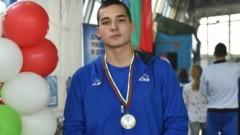 Павел Банчев на 17 стотни от полуфинал на 50 метра свободен стил в Будапеща
