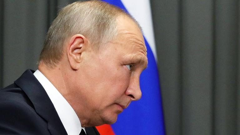 В Русия дадоха старт на президентската кампания