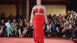 Ашли Греъм откри ревю на Седмицата на модата в Ню Йорк