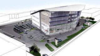 Audi започна строежът на своя сграда в Лондон