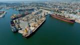 Отцепиха контейнер с радиоактивен скрап на пристанището във Варна