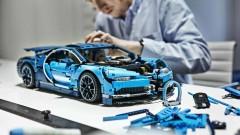 Bugatti Chiron за всеки