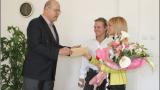 """Денкова и Стависки бяха наградени в корпорация """"Развитие"""""""