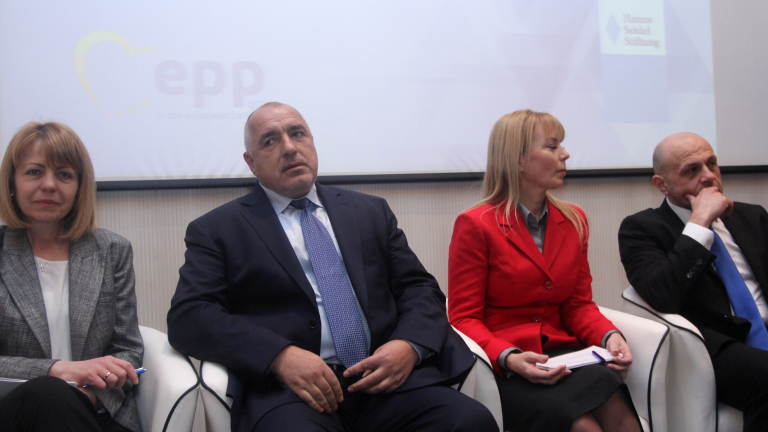 Скучни и прогнозируеми сме, иронизира Борисов