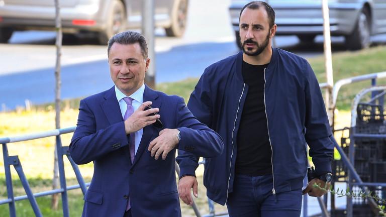 Унгария помага на бившия македонски премиер Никола Груевски под натиска