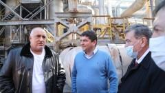 Борисов доволен, че пазарът ни на газ е либерализиран