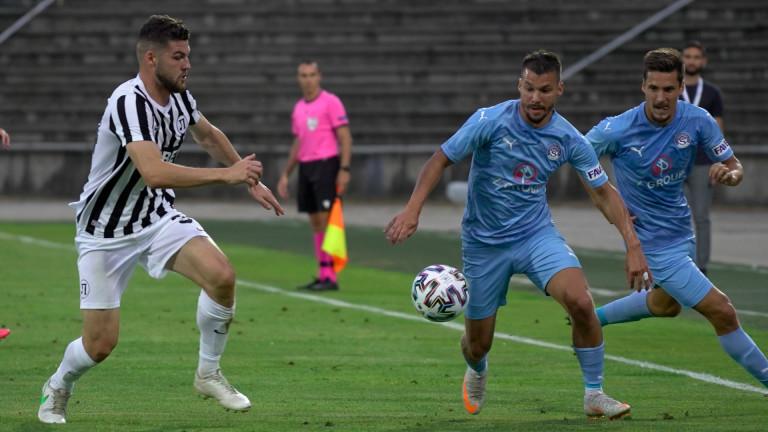 Локомотив (Пловдив) - Словачко 1:0, страхотен гол на Витанов