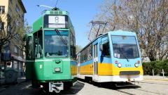 "Два трамвая се удариха леко на пл. ""Македония"""