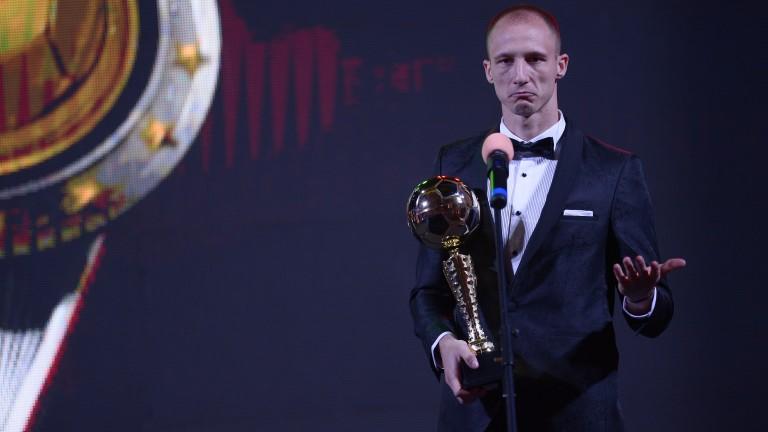 Най-добър защитник за 2019 година е Антон Недялков
