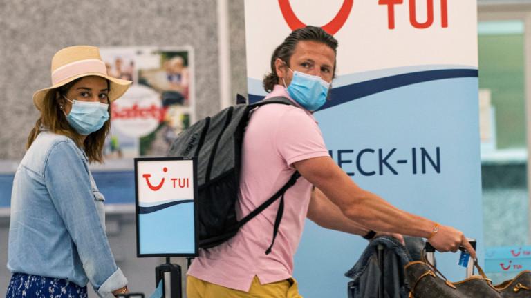 TUI отменя до средата на август почивки в държави, включително