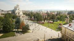 Затварят улици в София заради посрещането на Великден