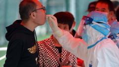 Китай с най-много новозаразени с COVID-19 за ден от 5 месеца насам