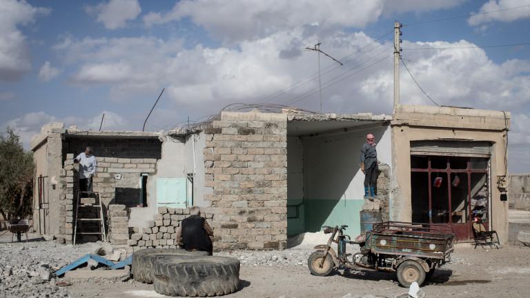 15 руснаци загинаха при експлозия в оръжеен склад в Сирия