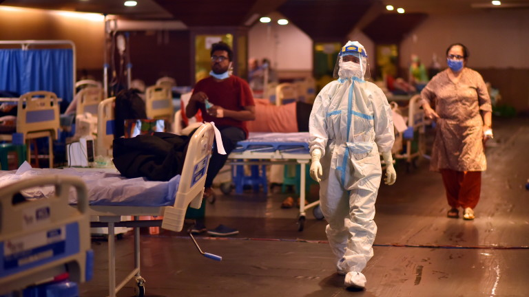 Световната здравна организация СЗО класифицира варианта на коронавирус, открит за
