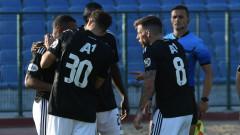 ЦСКА надигра тотално отбора на Киселичков, но победи само с два гола разлика в супер мач