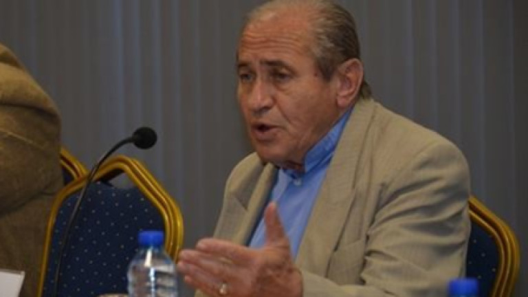На 83-годишна възраст почина бившият конституционен съдия Димитър Гочев, пише