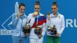Катрин Тасева спечели още два медала за България от европейските игри