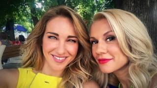 Алекс Раева и Мария Игнатова - отново заедно (СНИМКИ)