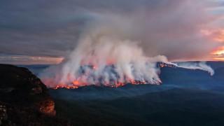Как пожарите в Австралия създават свое собствено време