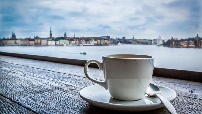 Фика се нарича очарователният начин, по който шведите се наслаждават