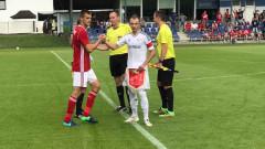 ЦСКА разби шампиона на Азербайджан с 5:2