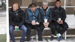 Радуканов: Със страх и без самочувствие футбол не се играе