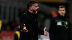Гатузо: Ще влезем в мачовете с Барселона без никакъв страх
