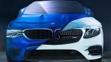 BMW, Mercedes, Хелоуин и рекламната война между двете компании