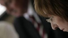 Станишев не може да е евродепутат за малко, отсече Екатерина Михайлова