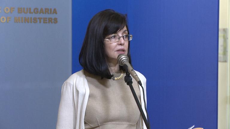 Кунева посъветва членовете на ВСС да подадат оставки