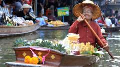 До Тайланд, Камбоджа, Сингапур и назад