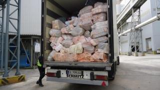 11 482 020 цигари и 1.5 тона тютюн изгориха митничари от Свиленград