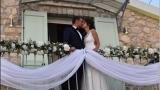 Миро запознал жена си с родителите си на сватбата