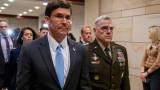 Еспър: САЩ не очакват повече ирански атаки